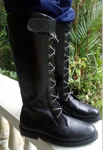 Boot Lace Full Lace