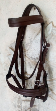 Head Bridle Leather Brown