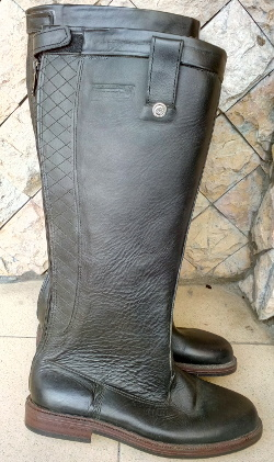 Man Equestrian/Riding Boot