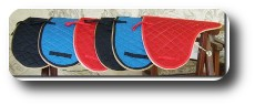 Race Saddle Pad